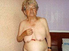 LatinaGrannY Slideshow madura gran recopilación. Compilación de diapositivas de fotos desnudas maduras sexy abuelas latinas