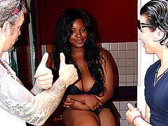 Vieja cachonda sexo a turistas follando calientes putas en amsterdam