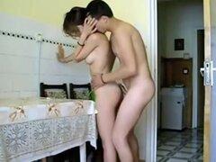 Caseros edad adolescente sextape, cinta de sexo casero de edad adolescente