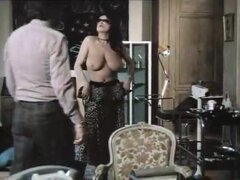 Richard Lemieuvre, Mika Barthel, David Hughes en clip de sexo vintage