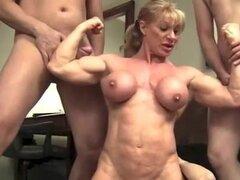 Kat salvaje - Club de fans de músculo 3 de 3