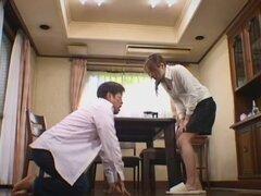 Asaltaron cuñada, felizmente casado, Karen Kisaragi juega un ama de casa con un marido exitoso. Por desgracia, hermano de su marido es un completo fracaso y más de un idiota y debe toneladas de dinero a gángster. Al final, el gángster raid lugar de Karen