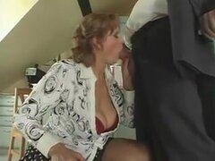 Sexo de cocina por TROC,