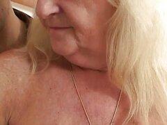 Cachonda abuela Checa le encanta follar