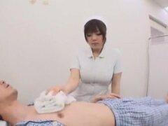 Japonesa caliente puta Julia, Yume Sazanami, Nao Nazuki en fabulosa masturbación, películas de grandes tetas JAV