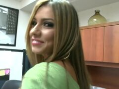 Viva Colombia!!, Esperanza Gomez! She looks like Sofia Vergara! Esperanza means hope and I hope to meet Esperanza one day soon. In this fun-filled Facial Fest episode, Preston gets a little help from Big Lou with the shoot
