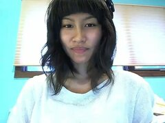 sexy asiática barefeet Naturist-Webcam pies