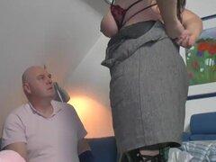 Gordas viejas porno de parejas