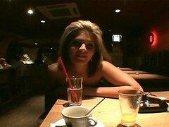 Borracha rubia Babe acepta estar en un Video de porno de realidad