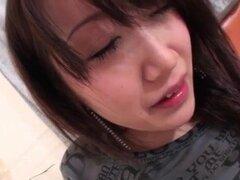Shizuku Morino loco escenas del porno Japon