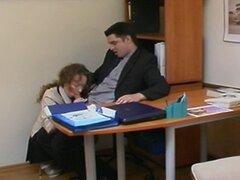 Jefe y su secretaria