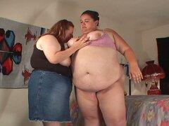 Grandes madres gordas con coños grandes de grasa