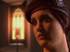 Kimberly Kane en este Ain't The Expendables XXX, Bailey necesita convencer a iglesia que ella es la chica para el trabajo.