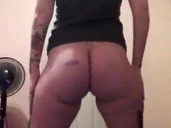 puño del tiempo twerking:)