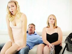FamilyStrokes - Stepbrother Gets Makeover and Fucks Sister