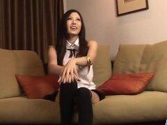 Casting porno se vuelve salvaje de Asia Yui Komine