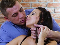 Nothing can satisfy Vicky Love as riding a big load of dick - Vicky Love,Steve Q