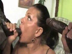 Mi pesadilla de coño de madres polla negra 25