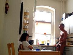 Parte 2 desnudo haciéndose paja exhibicionista wichsen. Parte 2 amateur desnuda sacudidas, paja, cfnm exhibicionista, wichsen