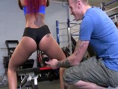 gimnasio porn