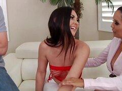 Increíble estrellas porno Brittany Shae, Mark Wood en mejor MILF, pelicula porno de tetonas,