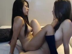 Webcam lesbianas se aman