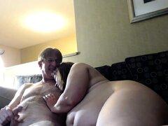 BBW Morena Webcam Masturbando BBW