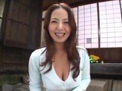 Madre japonesa, memoria de hermosa madre Ryoko, MrBonham (1)