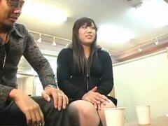 Gordita japonesa Anal Creampie Koume (sin sonido)