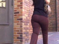 clips de Cándido booty milf peruana, completo en glúteo DIVINUS
